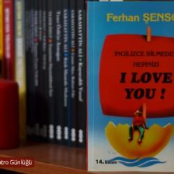 Okudum: İngilizce Bilmeden Hepinizi I Love You
