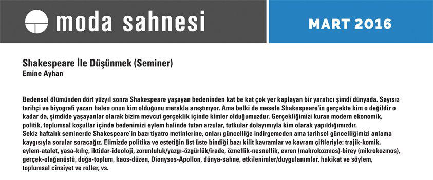 seminer_shakespeare_ile_dusunmek