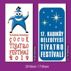 Duyurdum: 17. Kadıköy Belediyesi Tiyatro Festivali için Başvurular Sürüyor